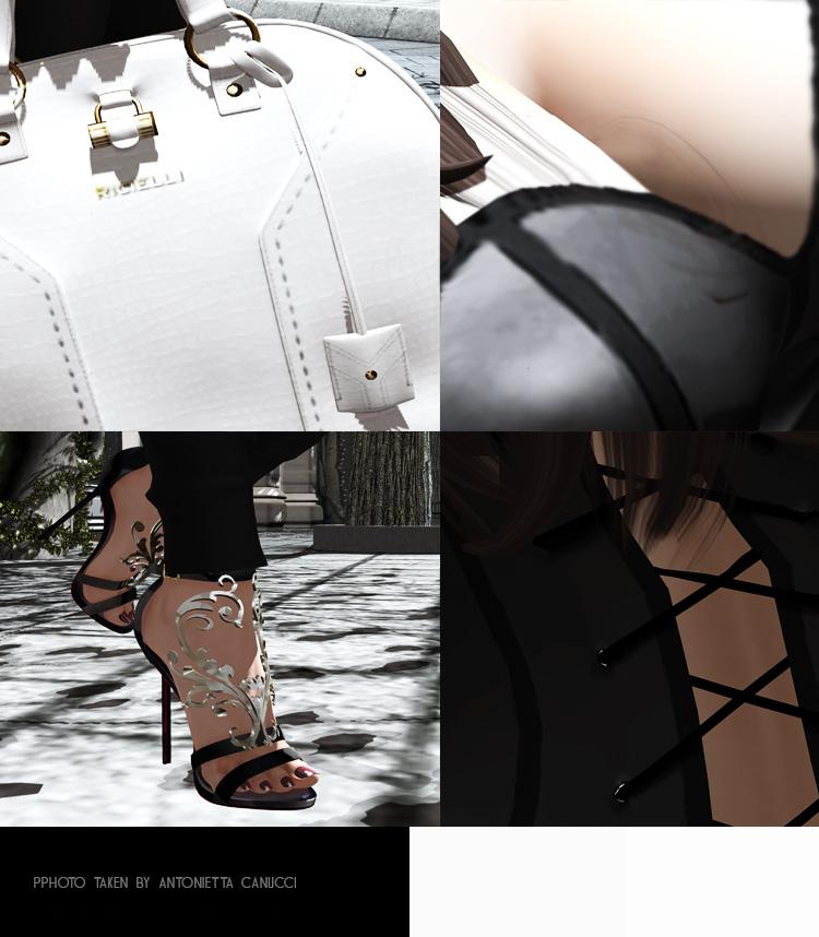 bw corset fatale