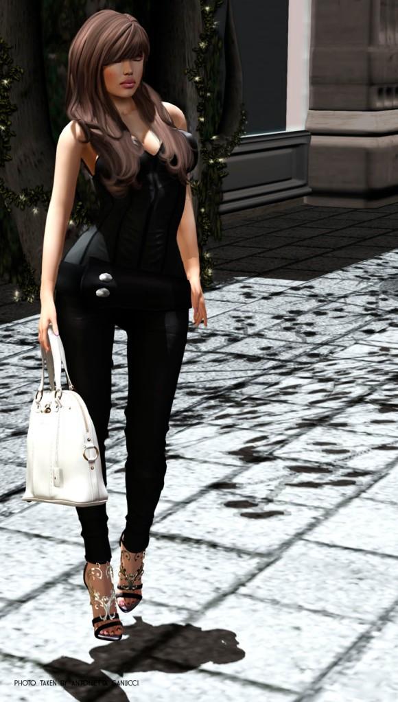 bw corset