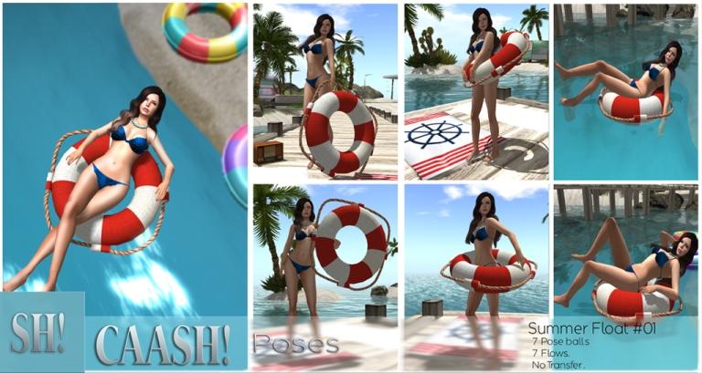 Summer float 01