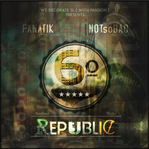 LOGO 6 REPUBLIC NOVEMBER 2015